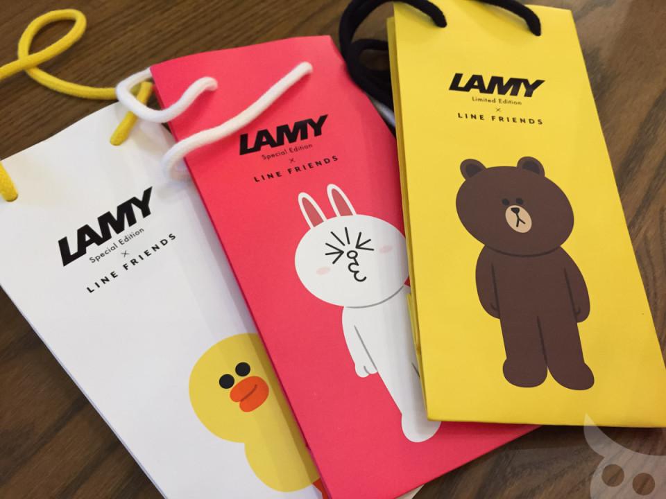 Lamy Safari Cony & Sally-16