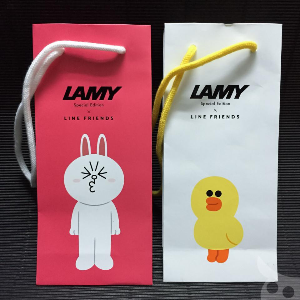 Lamy Safari Cony & Sally-17