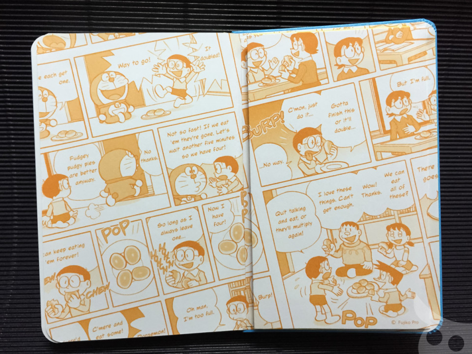 Moleskine X Doraemon-15