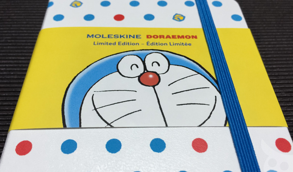 Moleskine X Doraemon-18