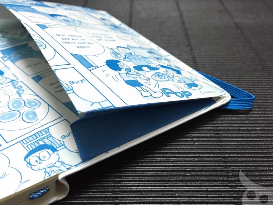 Moleskine X Doraemon-29