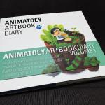 อาร์ตบุ๊กแสนสดใสที่จะทำให้คุณหลงรัก AnimaToey Artbook Diary Volume 1