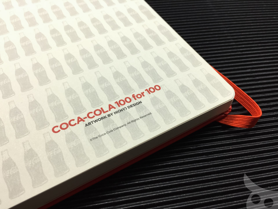 Moleskine Coca-Cola 100th-10