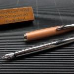 เหนือกาลเวลา! ปากกาไม้ 45,000 ปี Online Germany : Timeless Wood Fountain Pen