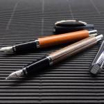 ปากกาแห่งธรรมชาติ! Online Germany : Vision Nature Rosewood & African Maroon