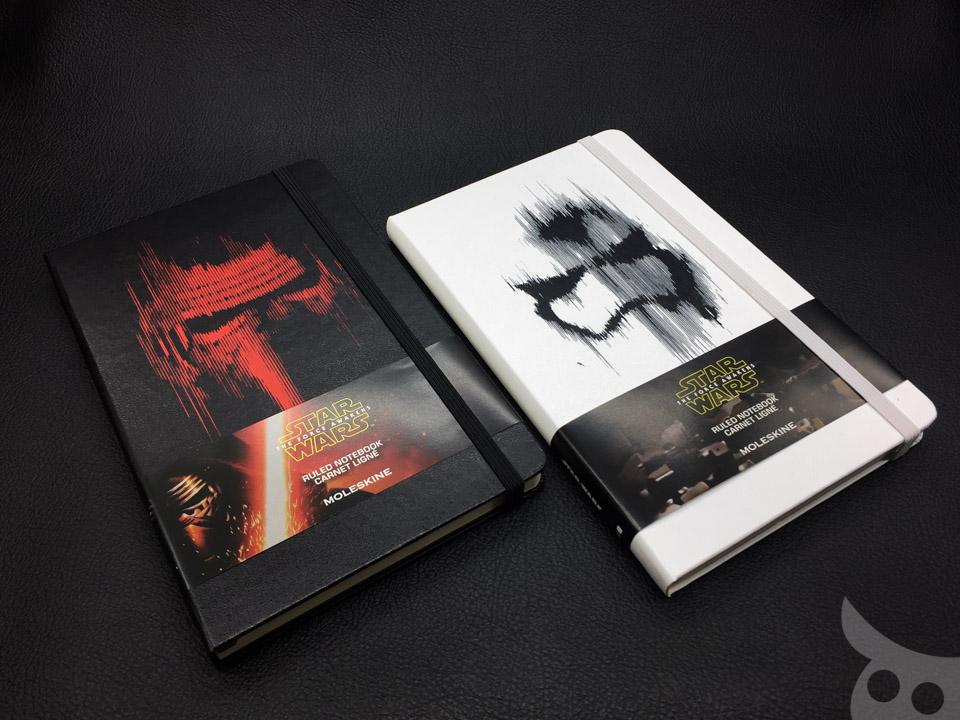 Moleskine Star Wars VII-01