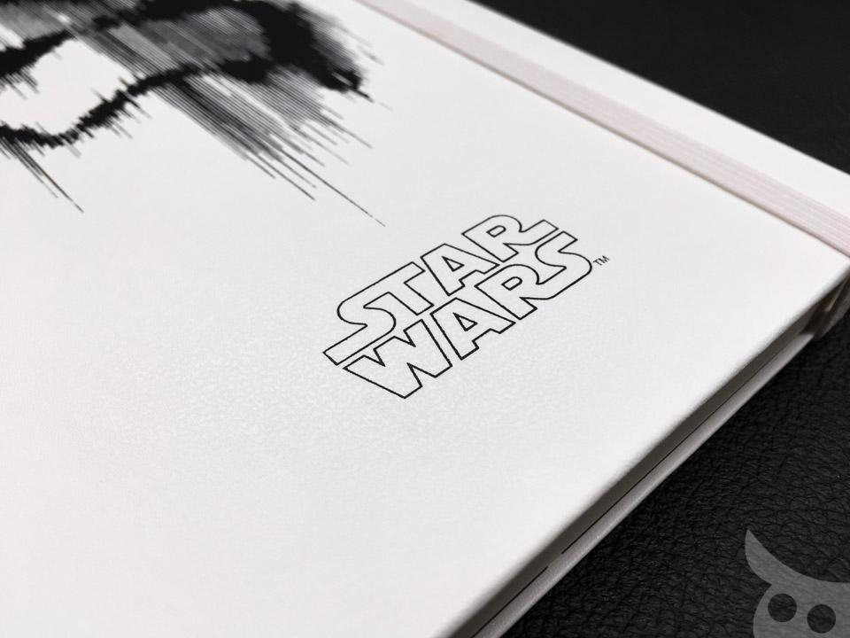 Moleskine Star Wars VII-12