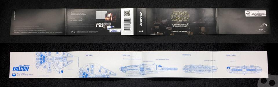 Moleskine Star Wars VII-17
