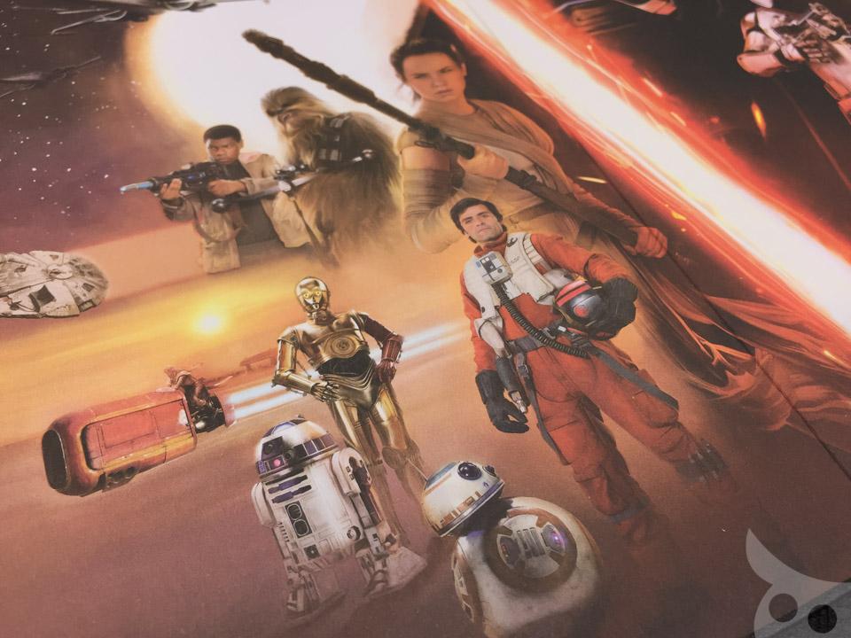 Moleskine Star Wars VII-20