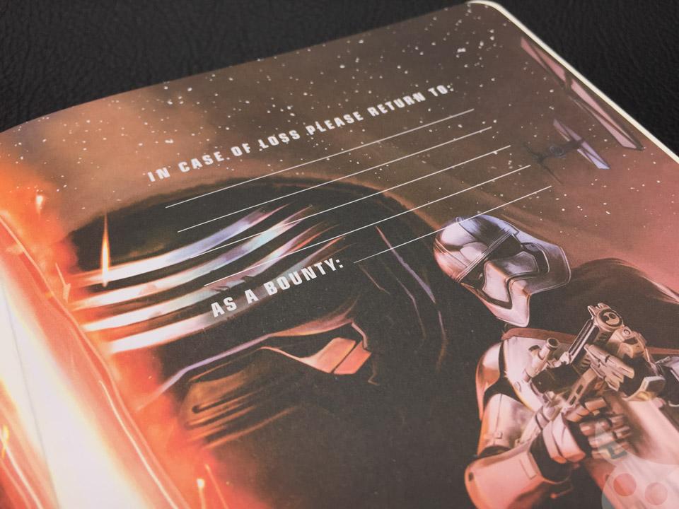 Moleskine Star Wars VII-21