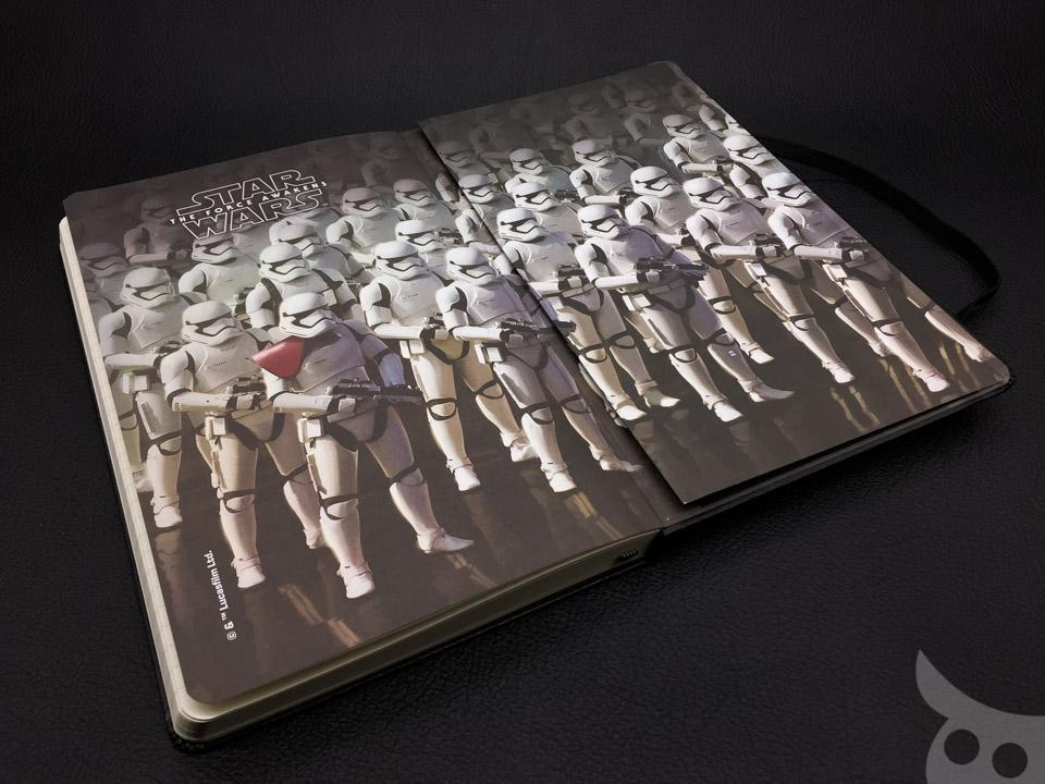 Moleskine Star Wars VII-23