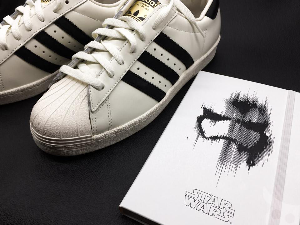 Moleskine Star Wars VII-30