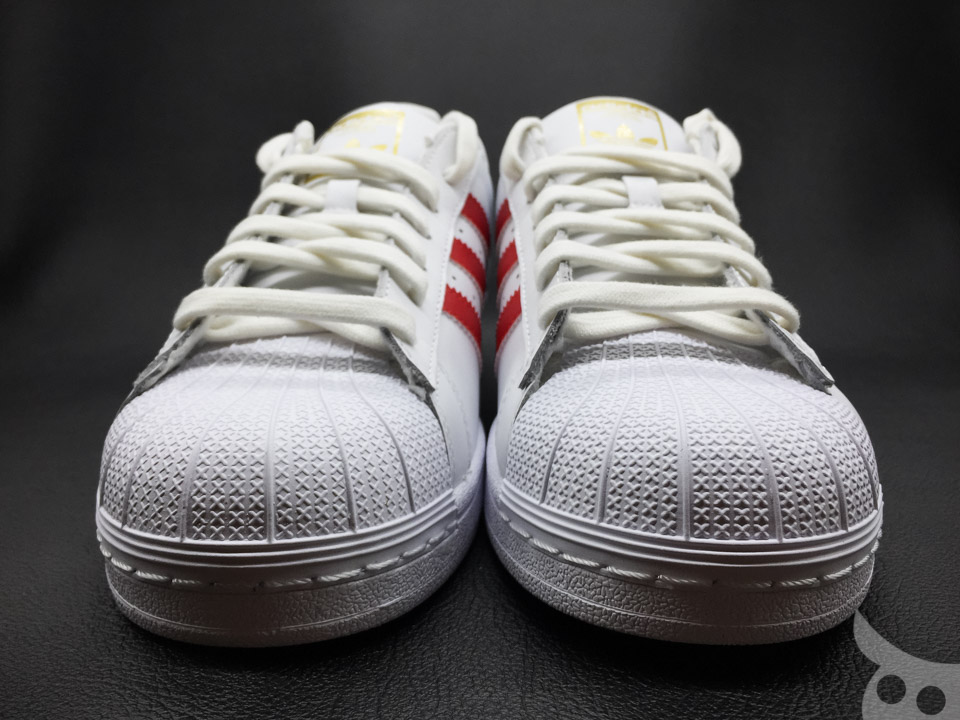Adidas Superstar Foundation Scarlet-05