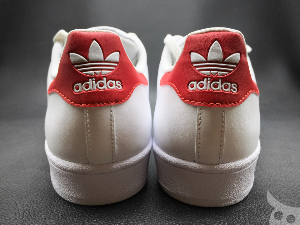Adidas Superstar Foundation Scarlet-08
