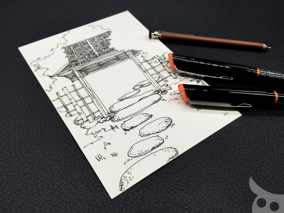 OHTO Graphic Liner-14