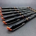 ลื่นจนหัวแตก! ปากกาตัดเส้น OHTO Graphic Liner Needle Point Drawing Pen