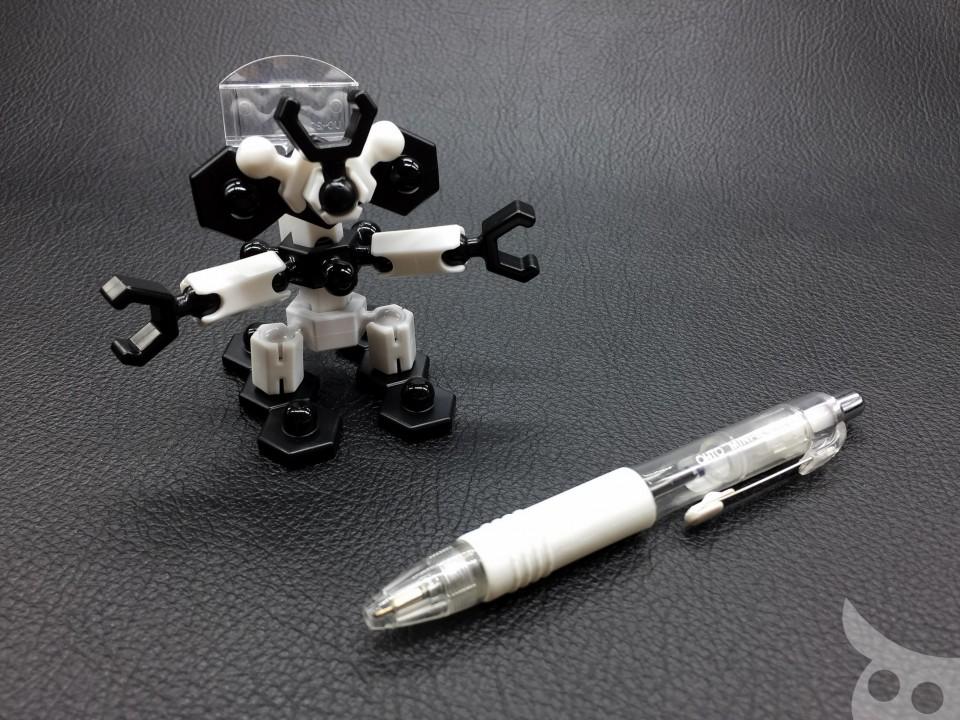 OHTO Pen Robot Memo-04
