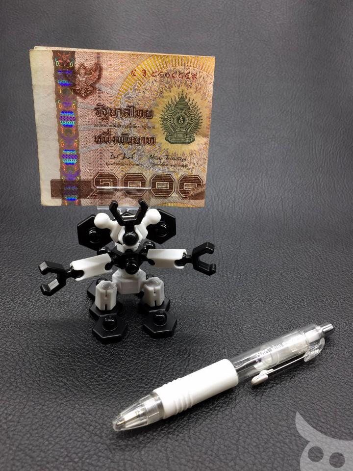 OHTO Pen Robot Memo-05