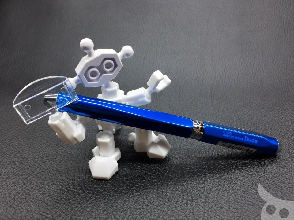 OHTO Pen Robot Memo-08