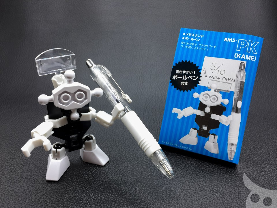OHTO Pen Robot Memo-10