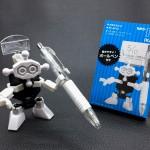 ปากกาหุ่นยนต์สุดสร้างสรรค์! OHTO Pen Robot Memo