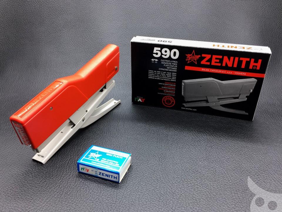 Zenith Plier Stapler 520-03