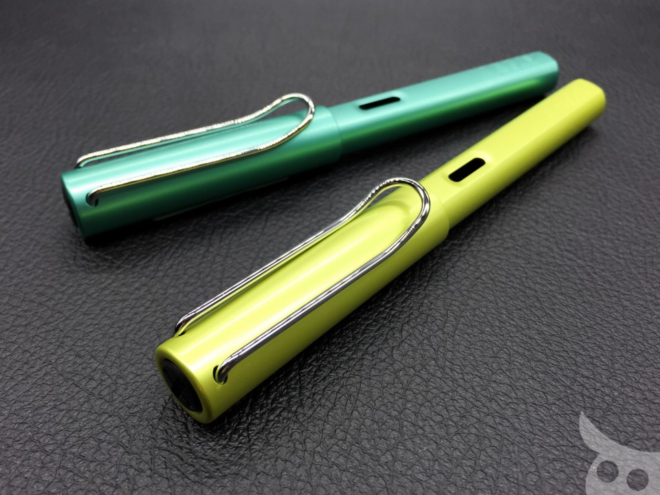 Lamy AL-Star Charged Green 2016-13