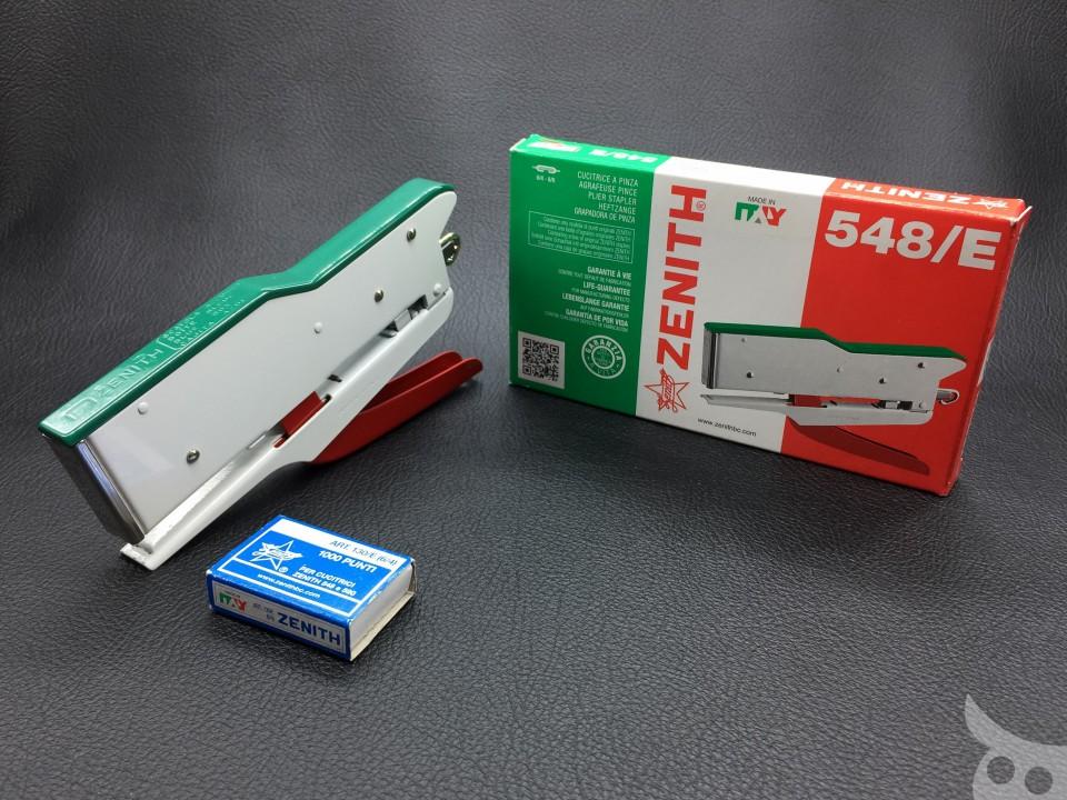 Zenith Plier Stapler 548-31