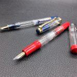 ปากกา flex ที่เอื้อมถึงได้! Fountain Pen Revolution Indus & Jaiper