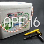 กล่องปากกาสำหรับสาวกตัวจริง! Picnic Box Pen Case รุ่น Fresh…Always