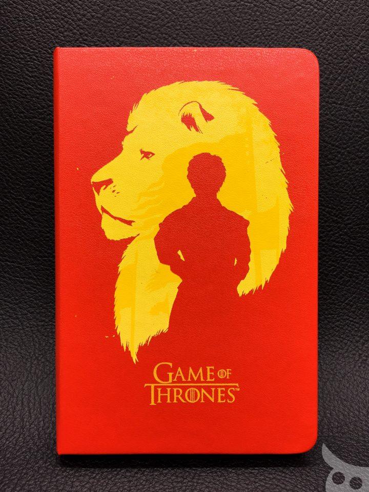 Moleskine Game of Thrones 2016-03