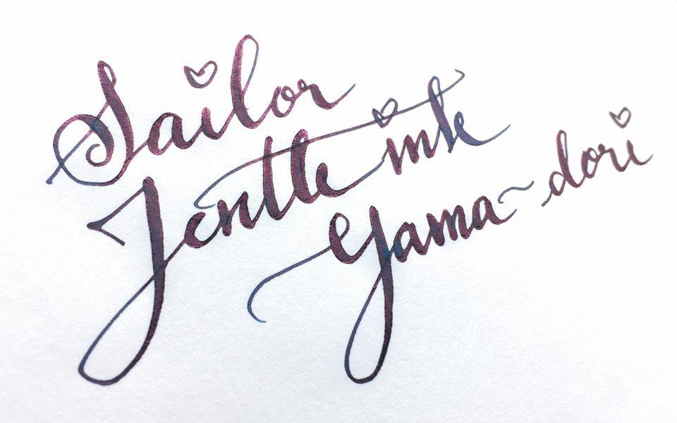 Sailor Jentle Ink Yama-dori-11