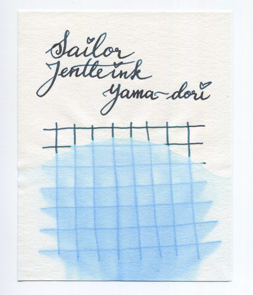 Sailor Jentle Ink Yama-dori-18