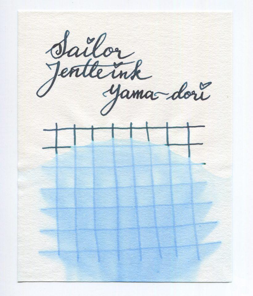 Sailor Jentle Ink Yama-dori-18