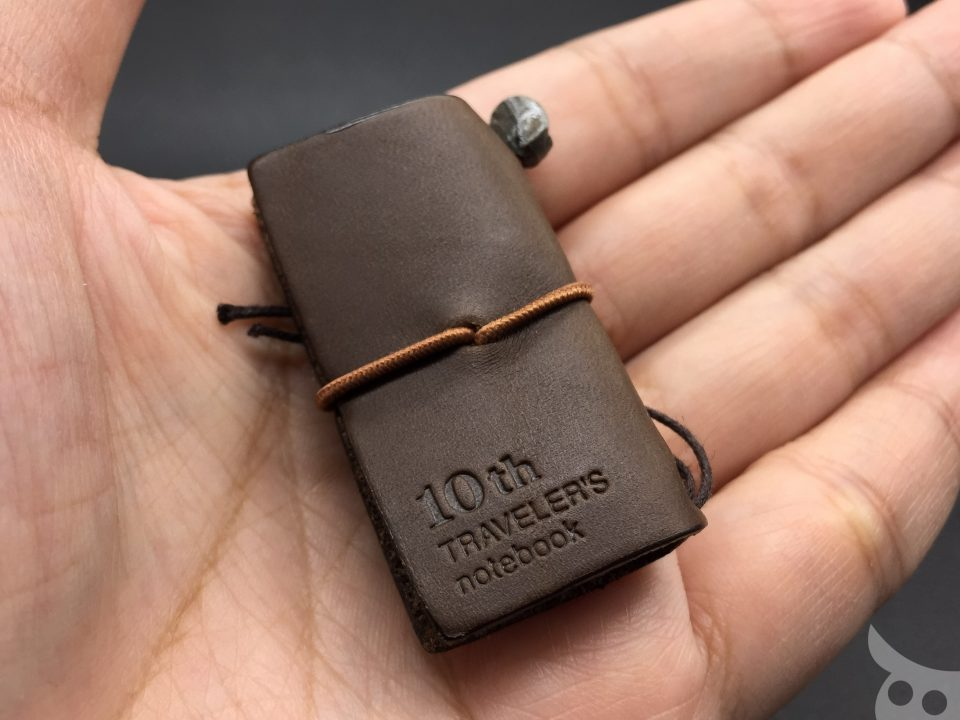 TRAVELER'S notebook Mini 10th Anniversary-23