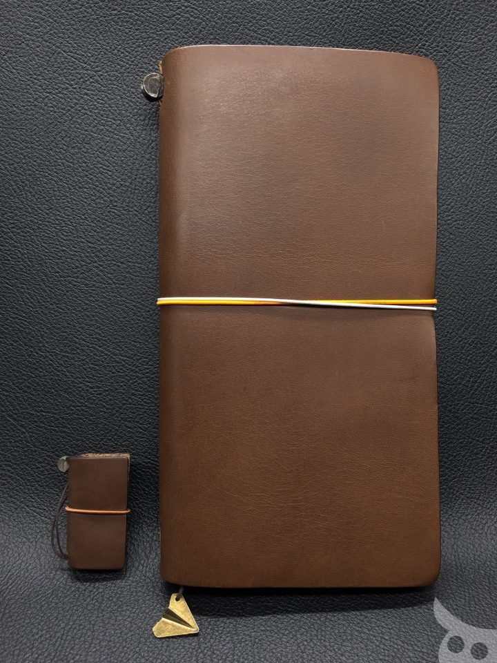 TRAVELER'S notebook Mini 10th Anniversary-25
