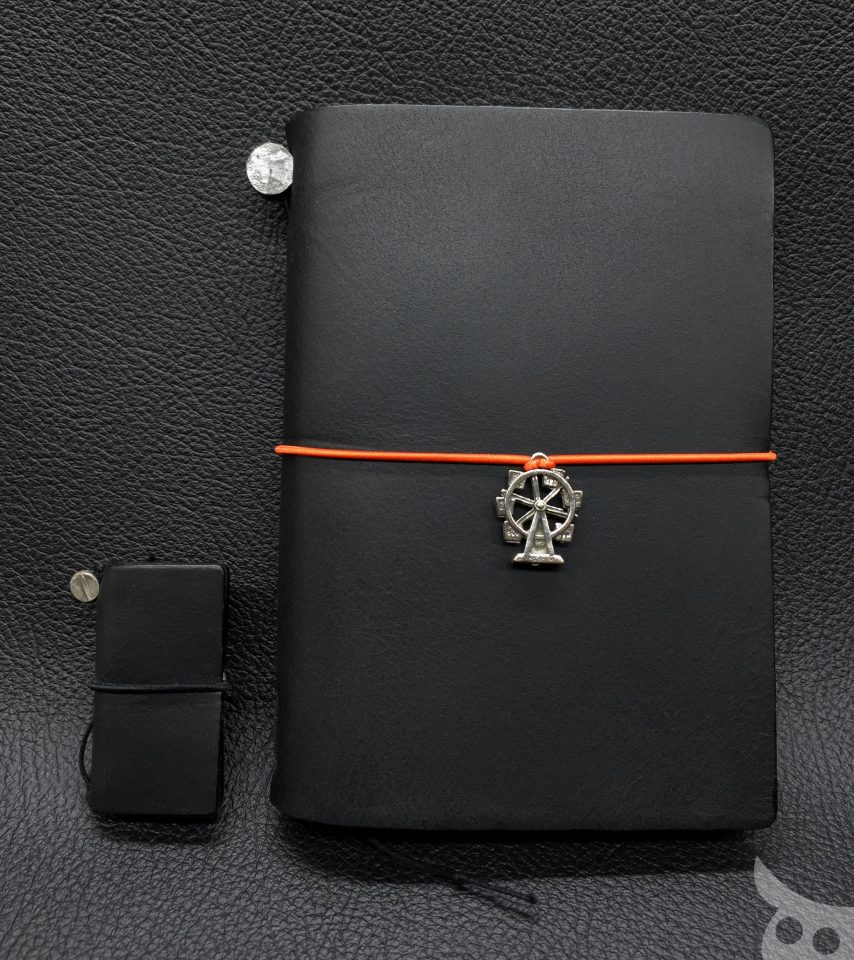 TRAVELER'S notebook Mini 10th Anniversary-26