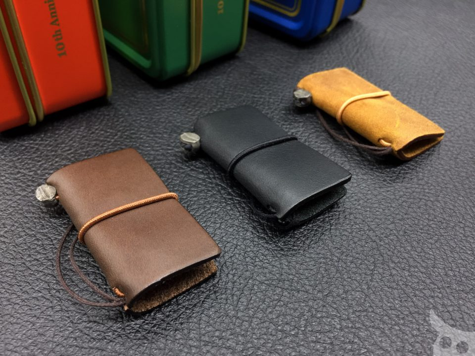 TRAVELER'S notebook Mini 10th Anniversary-28