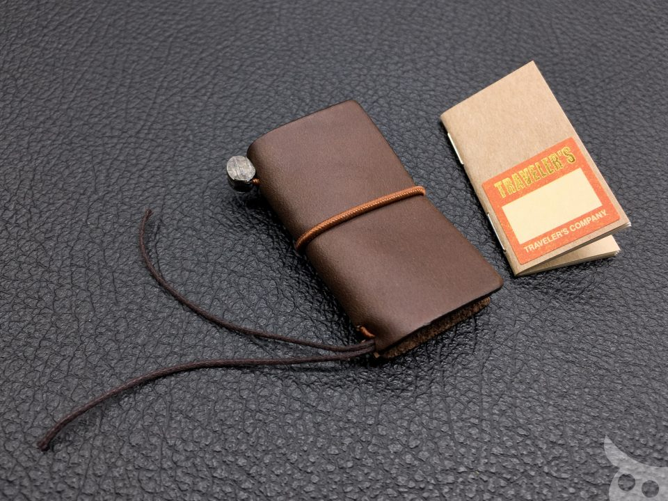 TRAVELER'S notebook Mini 10th Anniversary-39