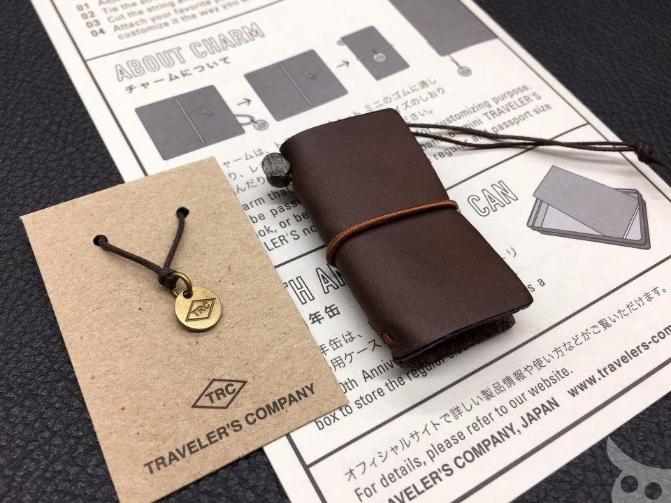 TRAVELER'S notebook Mini 10th Anniversary-42