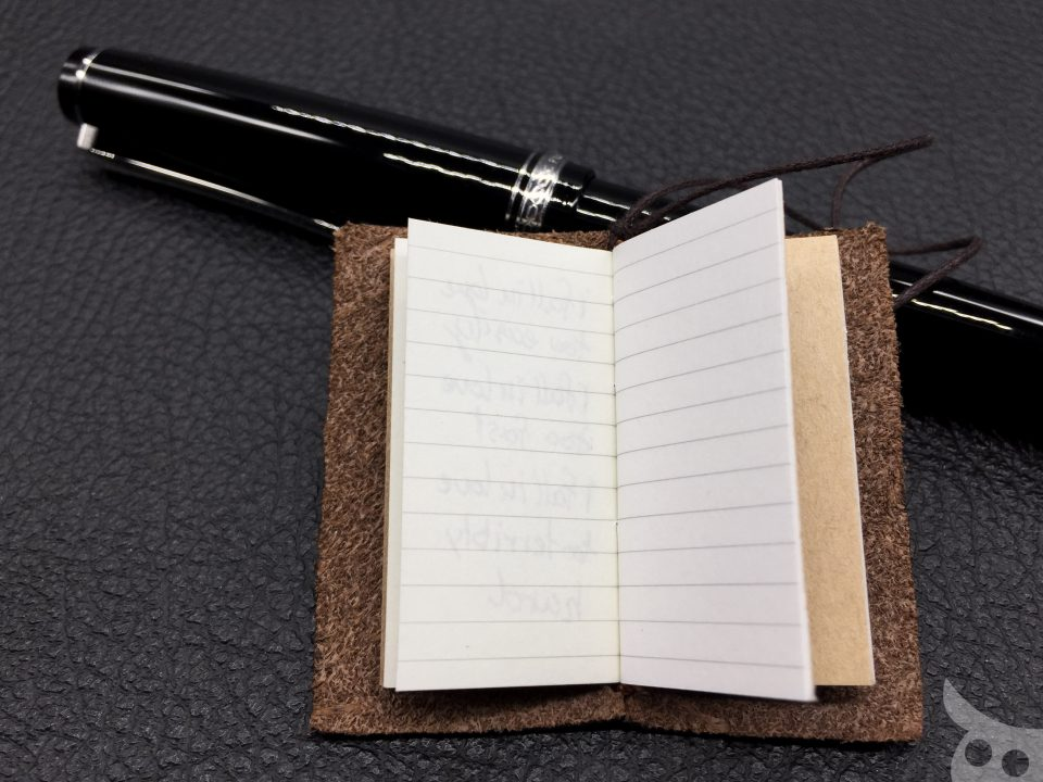 TRAVELER'S notebook Mini 10th Anniversary-46