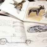 เรียนรู้วิชาวาดภาพแบบ Dynamic Sketching กับสุดยอดตำรา Dynamic Bible