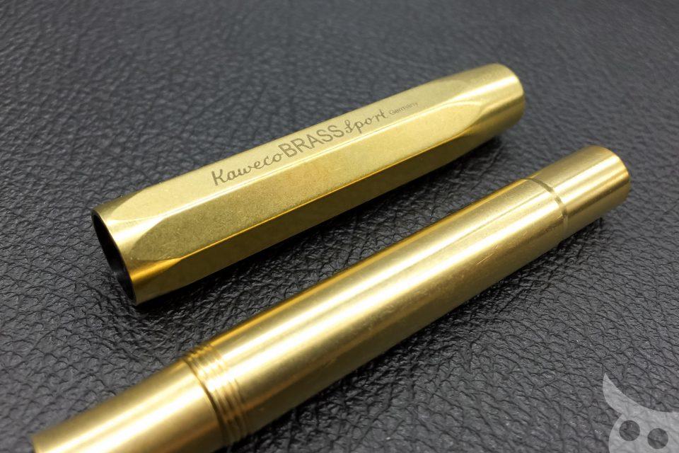 Kaweco Brass Sport-12