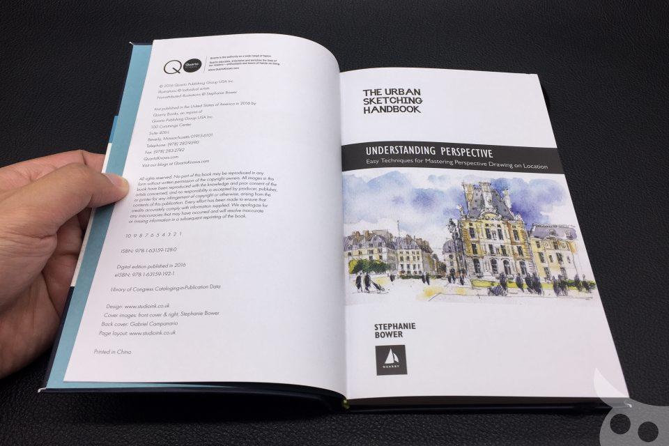 The Urban Sketching Handbook - Understanding Perspective-03