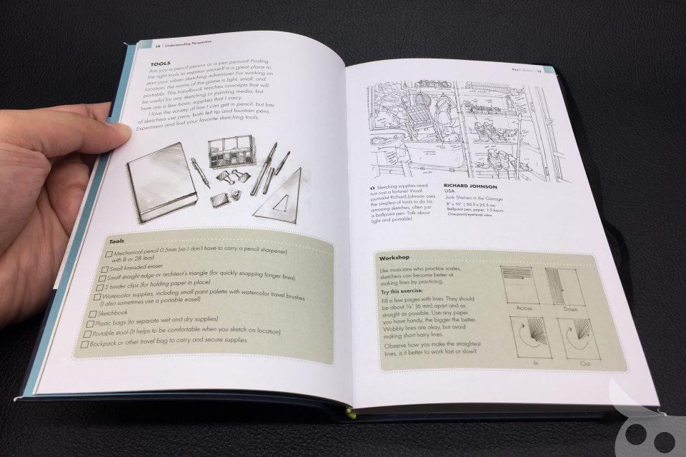 The Urban Sketching Handbook - Understanding Perspective-05