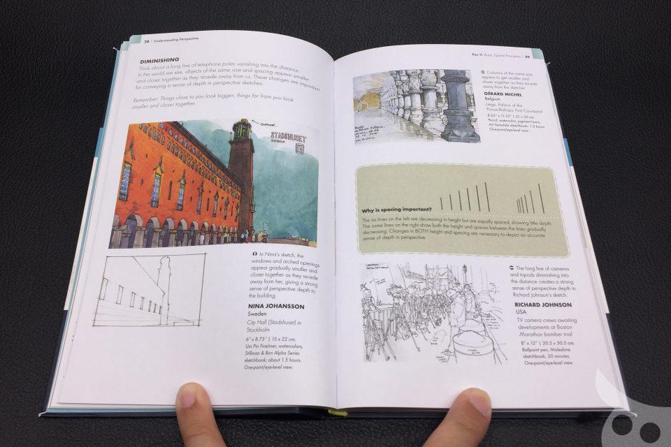 The Urban Sketching Handbook - Understanding Perspective-06
