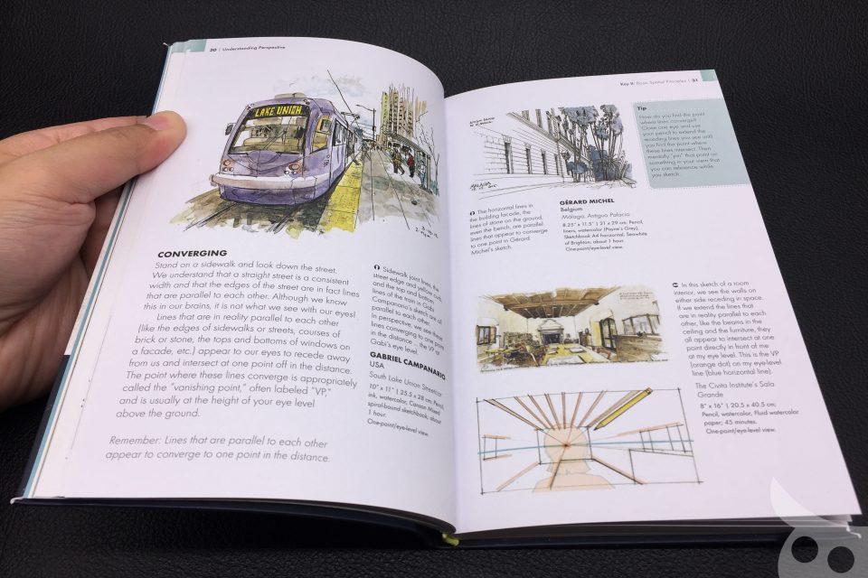 The Urban Sketching Handbook - Understanding Perspective-07
