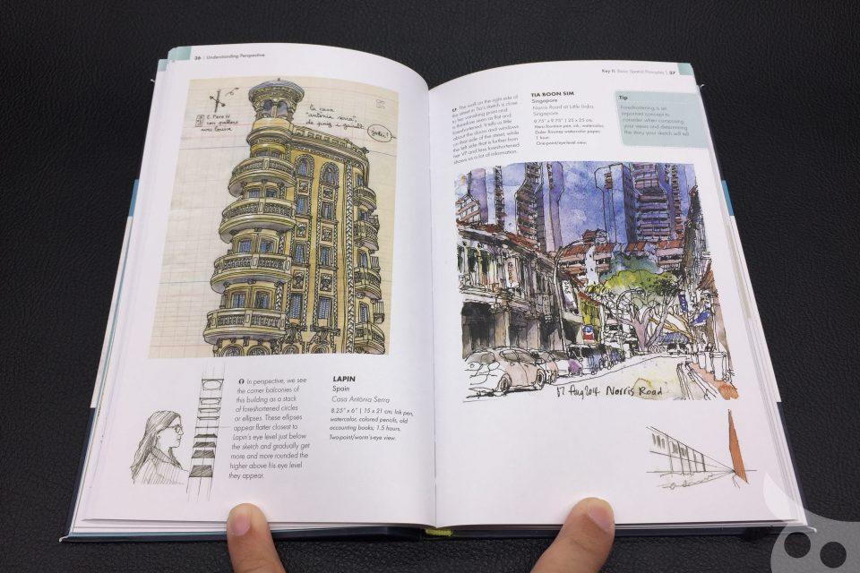 The Urban Sketching Handbook - Understanding Perspective-08