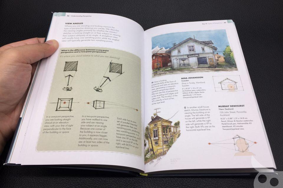 The Urban Sketching Handbook - Understanding Perspective-09