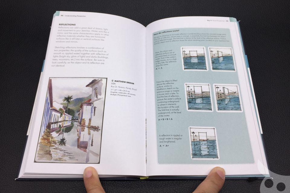 The Urban Sketching Handbook - Understanding Perspective-11